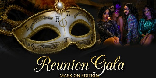Reunion Gala: Mask On Edition
