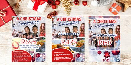 Festive With Moisson Marketing tickets
