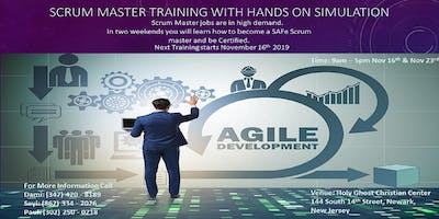 SAFe SCRUM MASTER TRAINING