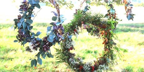 Winter Wreathmaking & Wellbeing Workshop tickets