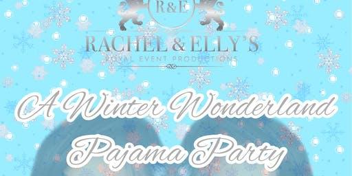 A Night Full Of Surprises Winter Wonderland Pajama Party