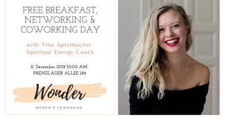 "Networking & Coworking Breakfast - ""The power of feeling free"" tickets"
