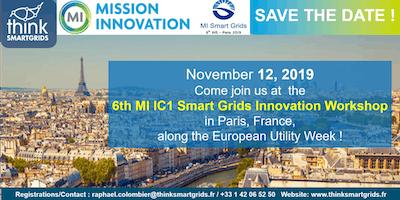 Mission Innovation - IC1 6th workshop
