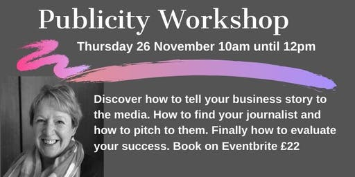 Publicity Workshop