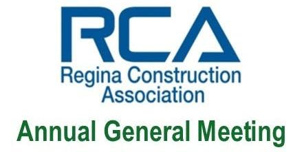 RCA Annual General Meeting & Member Reception