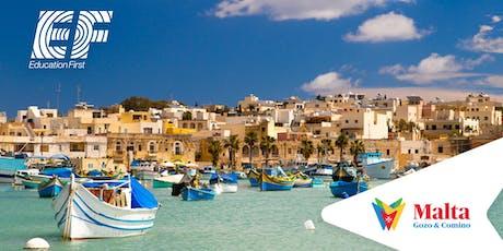 Malta: Inglese, Mare e Divertimento biglietti