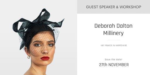 Deborah Dalton Millinery Workshop