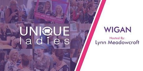 Unique Ladies Wigan tickets