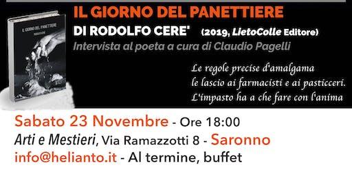 Il giorno del panettiere - Presentazione Silloge Poetica Rodolfo Cerè