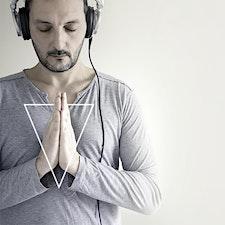 The Cosmic Sound Of Yoga logo