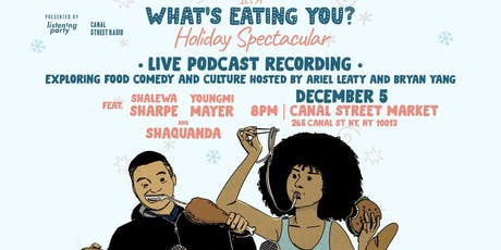 What's Eating You? Live Podcast Recording tickets