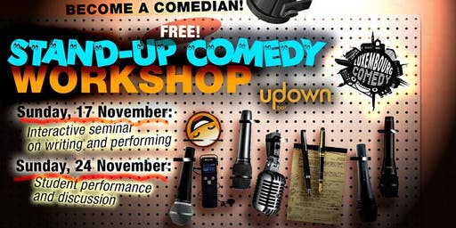 Free Comedy Workshop (Part 1)