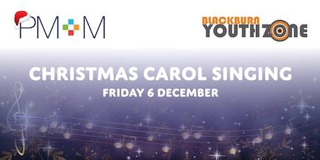 PM+M's Christmas carol singing event tickets
