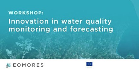 Workshop: Innovation in water quality monitoring and forecasting tickets