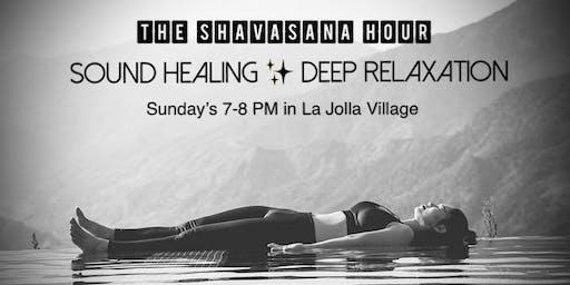 Sound Healing & Deep Relaxation
