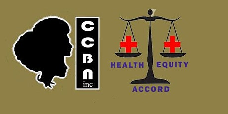 CCBN/ECCBN Health Equity Accord 2020 tickets