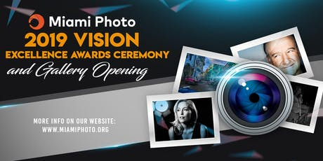 Vision Excellence Awards Ceremony & Exhibition Opening tickets