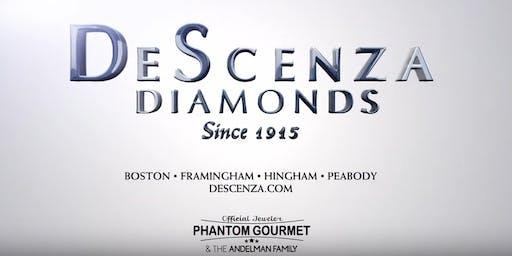 DeScenza Diamonds and Volturno Restaurant VIP Night