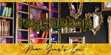 Reggaetop New Year Party entradas