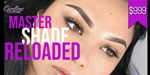 Master Shade Reloaded Training (Ombré Brows)