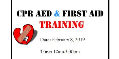 ***** and Child CPR/First Aid Training