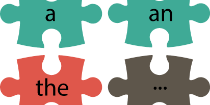 Articles workshop (Levels 6+)