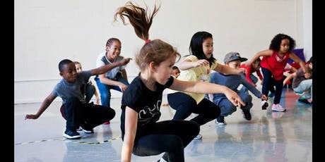 Thursday Dance Classes - Spring After school - 8 Wk Course - X08W tickets