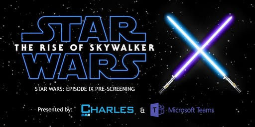 Star Wars: Episode IX — The Rise of Skywalker