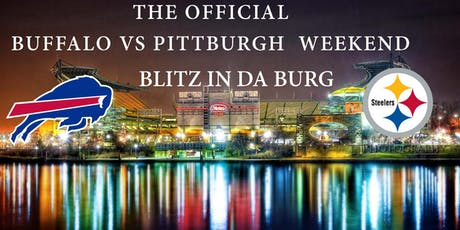 BLITZ IN DA BURG -GAME DAY VIEWING PARTY  tickets