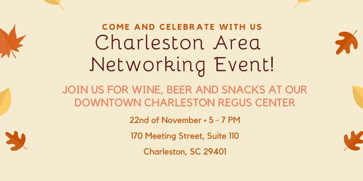 Charleston Regus Networking