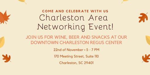 Charleston Regus Networking