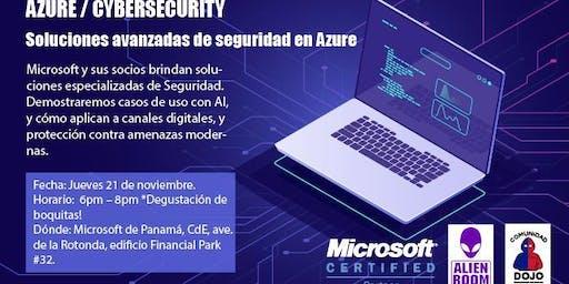 Alien Room y  Comunidad DOJO invita al Azure Security