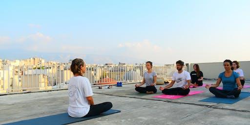 Yoga - Morning Iyengar session Every Monday and Wednesday morning