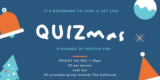 """It's beginning to look a lot like QUIZmas"""