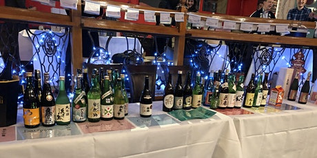 British Sake Association (BSA) Grand Christmas Sake Tasting 2019 tickets