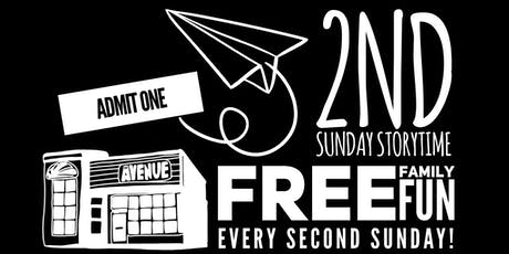 2nd Sunday Storytime @ The Avenue tickets