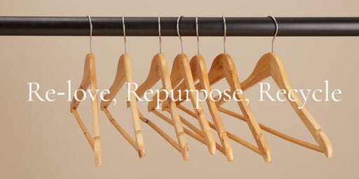 Fix & Mix: Re-love, Repurpose & Recycle your Clothes