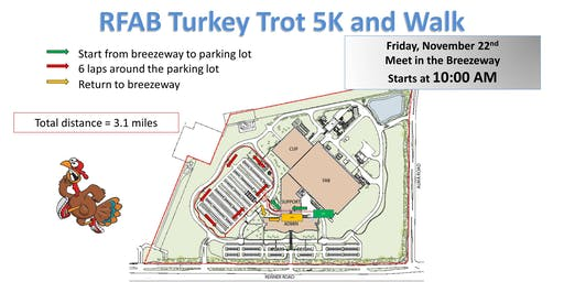 RFAB Turkey Trot 5k