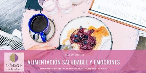 TALLER DE ALIMENTACIÓN SALUDABLE Y EMOCIONES