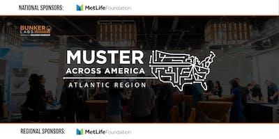 Atlantic Region Muster Across America Tour