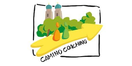 Muenchner-Camino-Coaching Do. 28.05.2020 tickets
