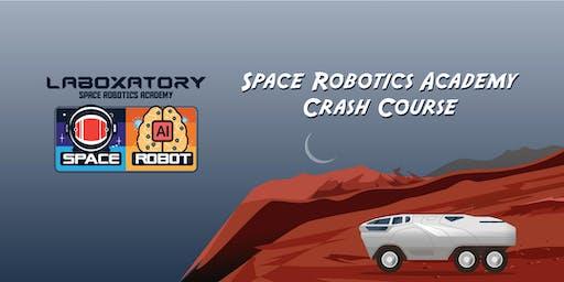Laboxatory Crash Course Space Robotics Winter Camp 2019 Session 2