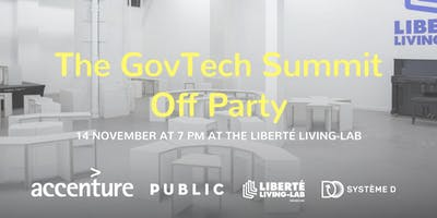 The GovTech Summit Off Party