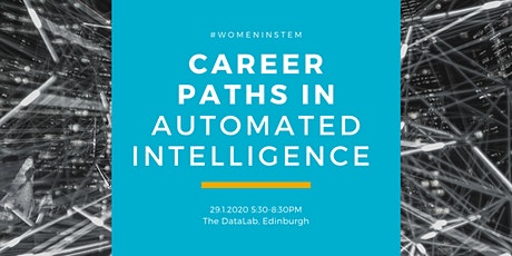 Career Paths in AI tickets