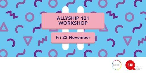 Beyond The Binaries: Allyship 101 Workshop