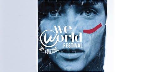 Gli ultimi. Monologo inedito di Roberto Saviano per il WeWorld Festival biglietti