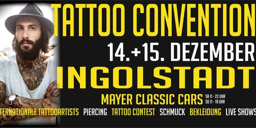 Tattoo Convention Ingolstadt