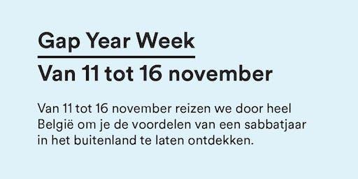Gap Year Week