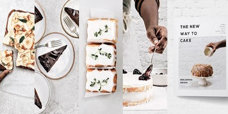 Cake & Tea Evening -  The New Way to Cake Cookbook tickets