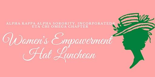 Women's Empowerment Hat Luncheon